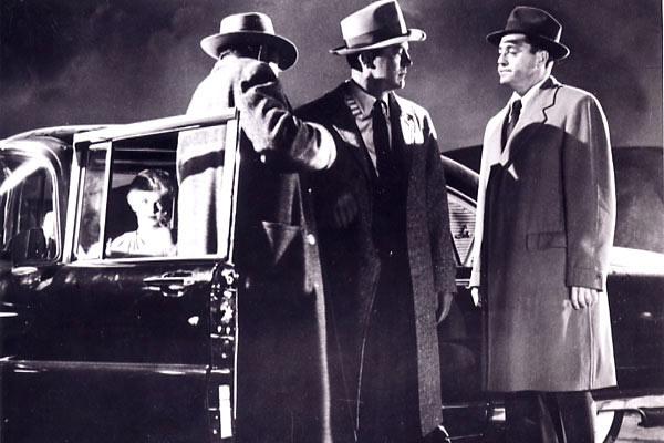 L'Invraisemblable vérité : Photo Dana Andrews, Fritz Lang
