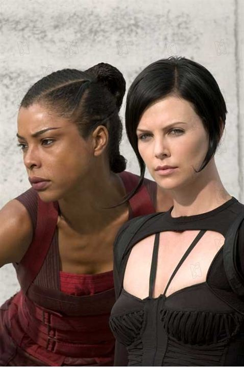 Æon Flux : Photo Charlize Theron, Sophie Okonedo