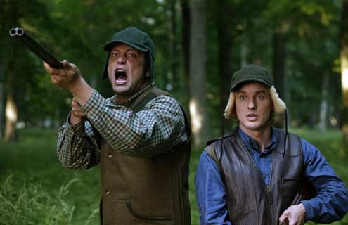 Serial noceurs : Photo Owen Wilson, Vince Vaughn