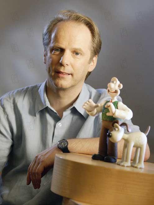 Wallace et Gromit : le Mystère du lapin-garou : Photo Nick Park