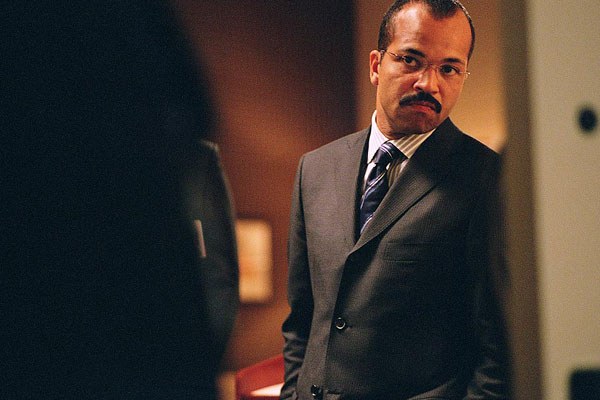Syriana : Photo Jeffrey Wright, Stephen Gaghan