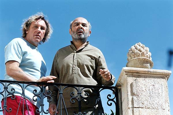 Boudu : Photo Gérard Depardieu, Gérard Jugnot