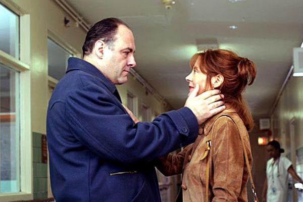 Romance & Cigarettes : Photo James Gandolfini, John Turturro, Susan Sarandon