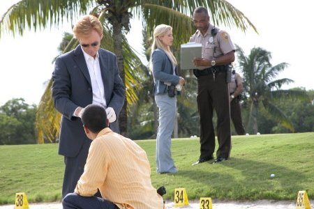 Les Experts : Miami : Photo David Caruso, Emily Procter