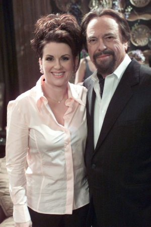 Will & Grace : Photo Megan Mullally, Rip Torn, Tim Curry