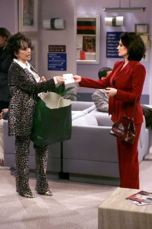 Will & Grace : Photo Megan Mullally