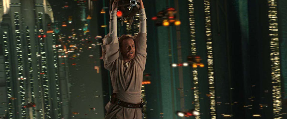 Star Wars : Episode II - L'Attaque des clones : Photo Ewan McGregor