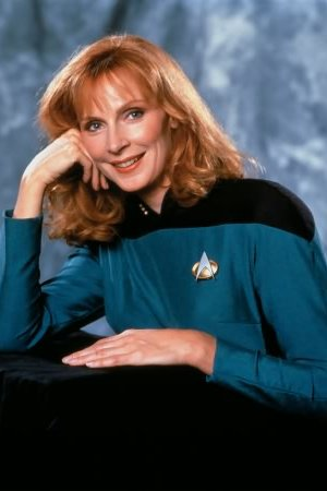 Star Trek : la nouvelle génération : Photo Gates McFadden