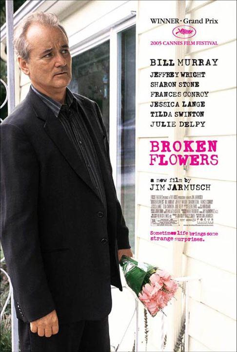 Broken Flowers : Affiche