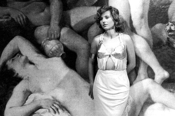 Les Larmes amères de Petra von Kant : Photo Hanna Schygulla, Rainer Werner Fassbinder