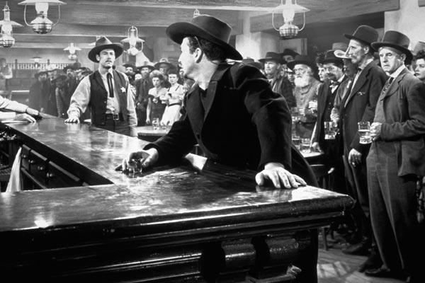 La Poursuite infernale : Photo Henry Fonda, John Ford, Victor Mature