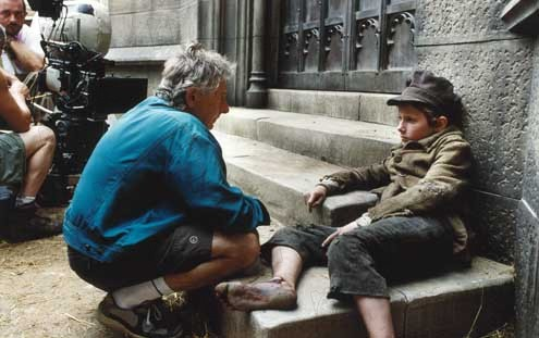 Oliver Twist : Photo Barney Clark, Roman Polanski