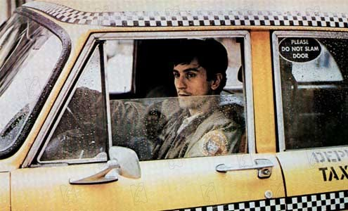 Taxi Driver : Photo Robert De Niro