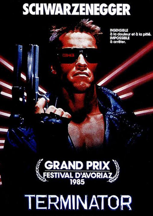Terminator : Affiche