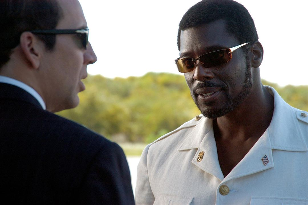 Lord of War : Photo Eamonn Walker, Nicolas Cage