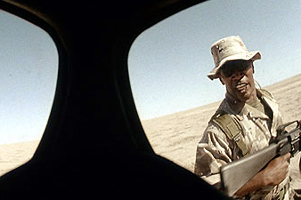 Jarhead - la fin de l'innocence : Photo Jamie Foxx