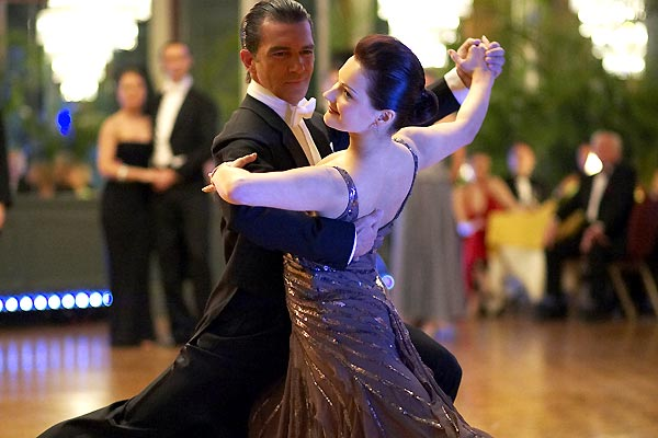 Dance with me : Photo Anna Dimitrie Melamed, Antonio Banderas, Liz Friedlander
