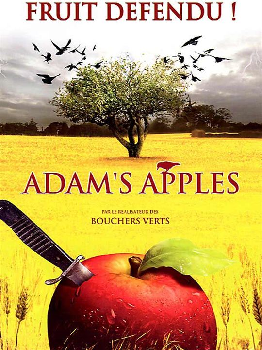 Adam's apples : Affiche