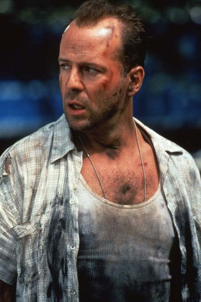 Une journée en enfer : Photo Bruce Willis