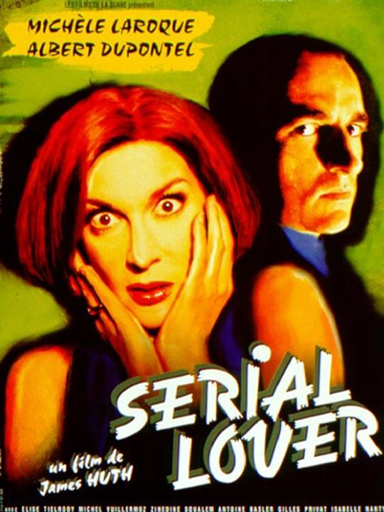 Serial Lover : Affiche