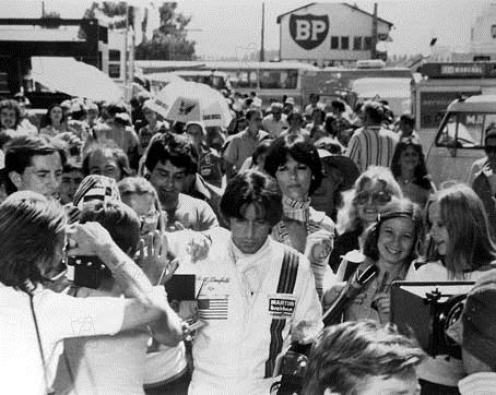 Bobby Deerfield : Photo Al Pacino, Anny Duperey