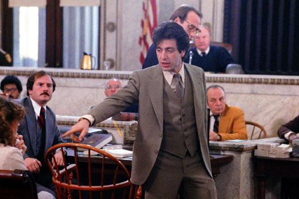 Justice pour tous : Photo Al Pacino, Norman Jewison