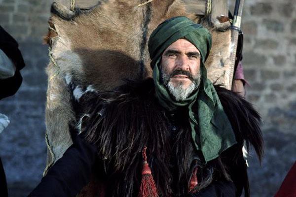 Le Lion et le Vent : Photo John Milius, Sean Connery