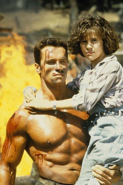 Commando : Photo Alyssa Milano, Arnold Schwarzenegger, Mark L. Lester