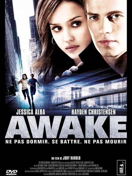 Awake : Affiche Hayden Christensen, Joby Harold