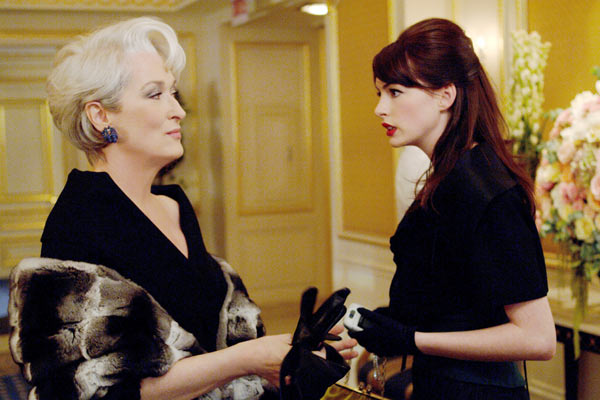 Le Diable s'habille en Prada : Photo Anne Hathaway, David Frankel, Meryl Streep