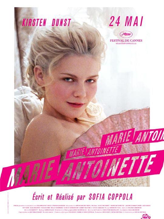 Marie-Antoinette : Affiche