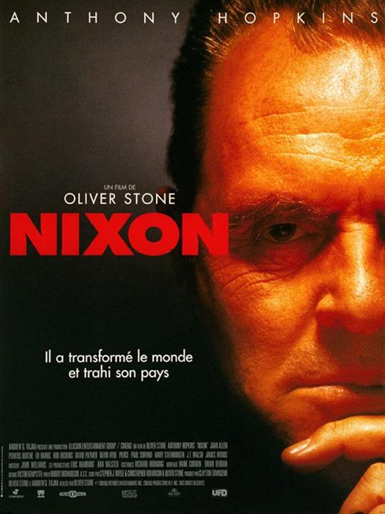 Nixon : affiche
