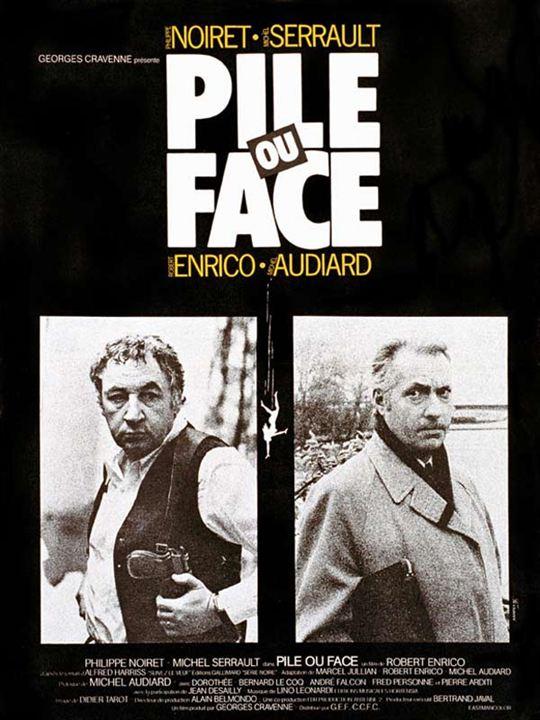 Pile ou face : Affiche