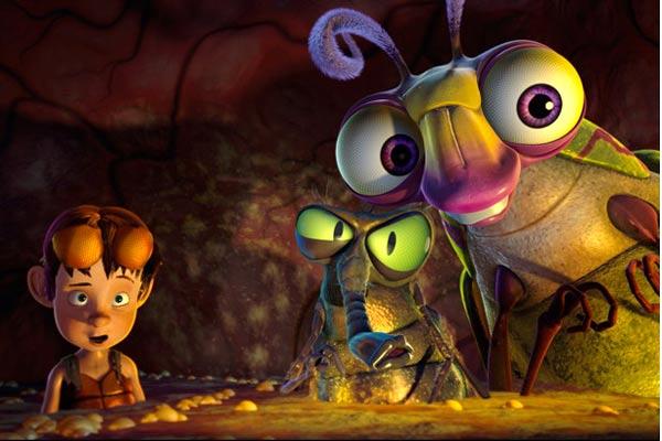 Lucas, fourmi malgré lui : Photo John A. Davis