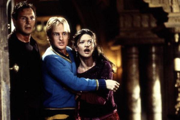 Hantise : Photo Catherine Zeta-Jones, Jan de Bont, Liam Neeson, Owen Wilson