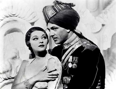Les Trois lanciers du Bengale : Photo Gary Cooper, Henry Hathaway, Kathleen Burke