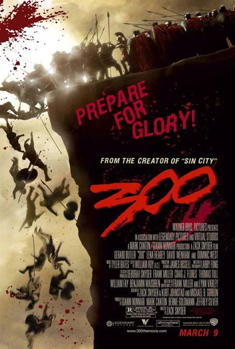 300 : Affiche
