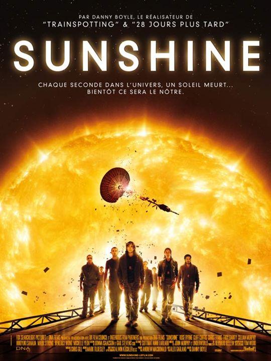 Sunshine : Affiche