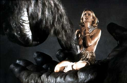 King Kong : Photo Jessica Lange, John Guillermin