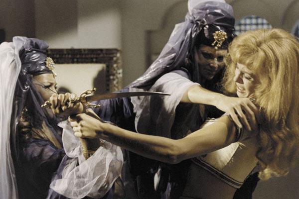 Angélique et le sultan : Photo Bernard Borderie, Michèle Mercier