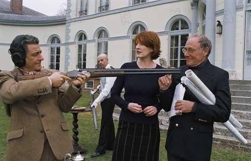 L'Entente cordiale : Photo Christian Clavier, Vincent de Brus
