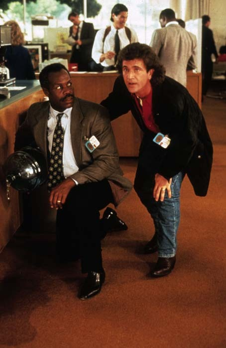 L'Arme fatale 3 : Photo Danny Glover, Mel Gibson