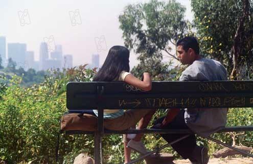 Echo Park, L.A. : Photo Richard Glatzer