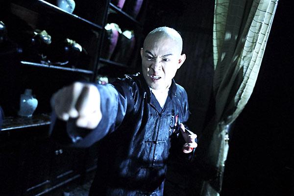 Le Maître d'armes : Photo Jet Li, Ronny Yu