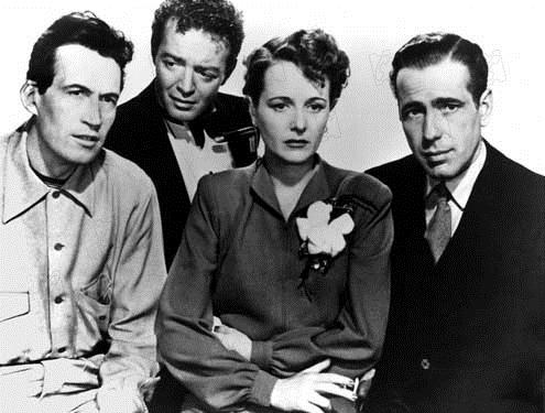 Le Faucon maltais : Photo Humphrey Bogart, John Huston, Mary Astor, Peter Lorre