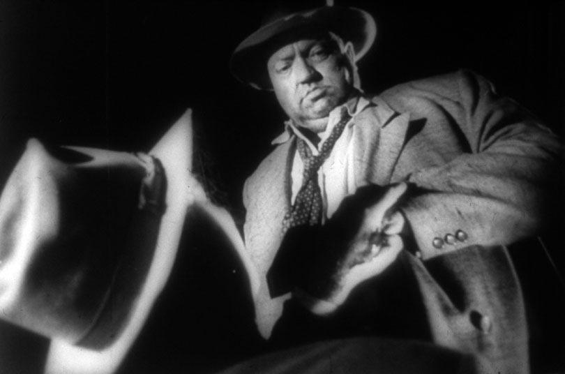 La Soif du mal : Photo Orson Welles