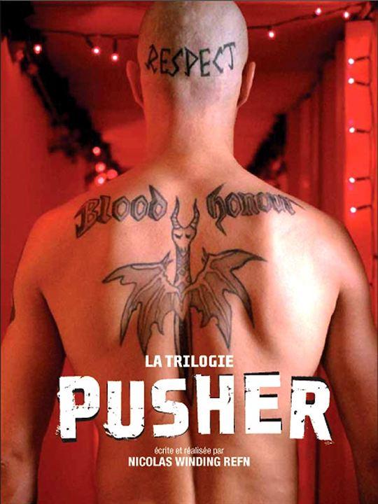 Pusher 2 : Affiche Nicolas Winding Refn