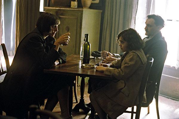 La Môme : Photo Clotilde Courau, Jean-Paul Rouve, Pauline Burlet