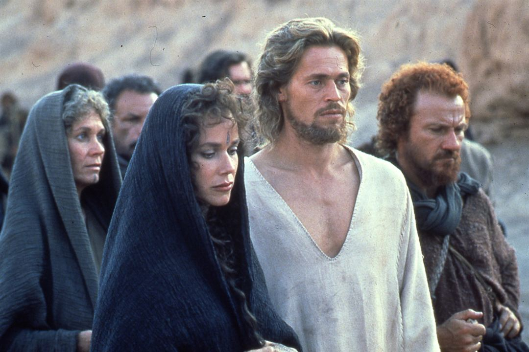 La Dernière tentation du Christ : Photo Barbara Hershey, Harvey Keitel, Verna Bloom, Willem Dafoe