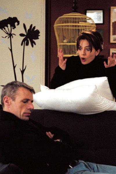 Coeurs : Photo Alain Resnais, Lambert Wilson, Laura Morante